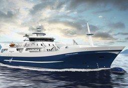 Norwegian Gannet nærmer seg drift