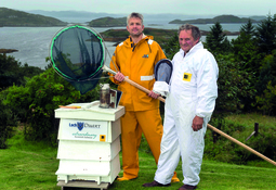 Bee happy: Loch Duart gets a buzz from hive plan