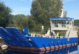 Bigger and better boat paves way for Kames expansion