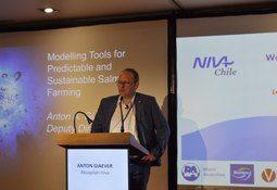 Presentan herramienta que permite múltiples mediciones y aplicaciones en la salmonicultura
