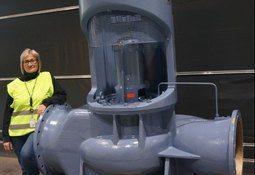 Skal levere sjøvanns-sirkulasjonspumpe til Hordalaks