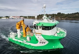 «Multi Innovator» levert fra Vard Aukra