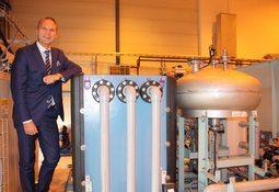 Vant gigantkontrakt i Malaysia, bygger fabrikk i Tyskland