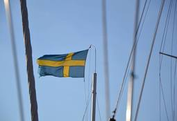 Svensk rederi flagger hjem