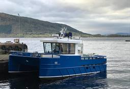 «Knoll» og «Tott» snart klar for drift hos Firda Seafood