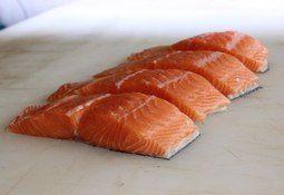 Volumen de exportaciones de salmónidos aumenta en 24%