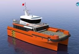 Servogear med leveranse til britisk havvind-fartøy
