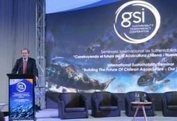 GSI llama a la salmonicultura chilena a liderar expansión acuícola mundial
