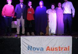 """Obra """"Fausto"""" fue presentada por compañía de teatro Nova Austral"""