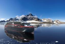 Hybrid nummer tre for Hurtigruten