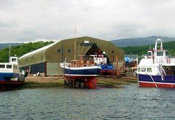 Gael Force buys Scottish boat builder to make steel feed barges
