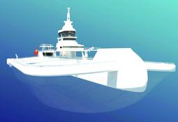En Chile: Oatech patenta proyecto de acuicultura oceánica