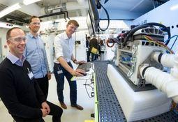 Ny hydrogen-lab åpner for grønnere lakseproduksjon