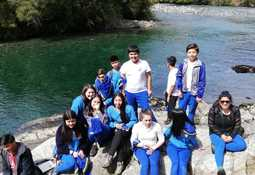 Camanchaca creó Agrupación de Forjadores Ambientales en escuelas regionales