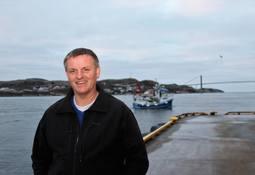Asle Andersen blir ny havnedirektør i Nord-Trøndelag Havn Rørvik IKS