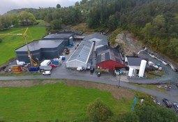 Hardingsmolt og ENWA Water Technology vil løse sulfatutfordringen i RAS-anlegg