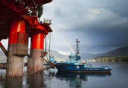 Fornyer med Shell i Nyhamna