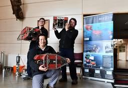 Mariscope trae a Chile tecnología híbrida para industria del salmón