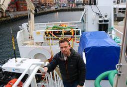 Ukens skipsbesøk:  «Frøysund»