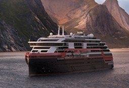 Hurtigruten satser på Alaska