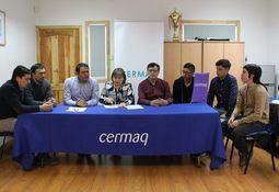 Cermaq firma convenio con liceo de Magallanes