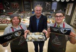 The hard shell: Loch Fyne mussels in on Waitrose