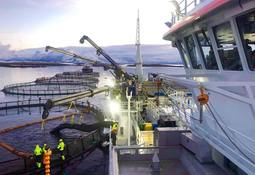 DESS-brønnbåten «Aqua Tromøy» nå i drift