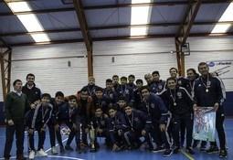 Los Fiordos apoya cuadrangular de fútbol en Melinka