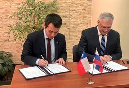 Direcon acuerda con Rusia certificación electrónica de productos del mar