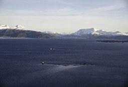 Dåp av nytt Svanøy Havbruk fartøy