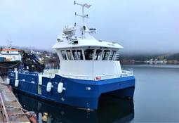 Egil Kristoffersen & Sønner styrker flåten med ny katamaran