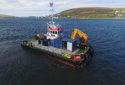 Skotsk brønnbåtselskap kjøper norske vaskeroboter