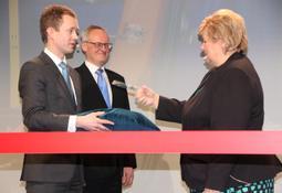 Siemens investerer 100 millioner i norsk batterifabrikk