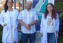 Profesionales de Plancton Andino se perfeccionan en el extranjero