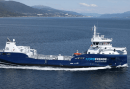 Cargill and Skretting to share ships in Norway