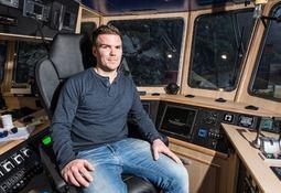 Vaagland Mek. leverer sin første arbeidsbåt til Hellesund Fiskeoppdrett