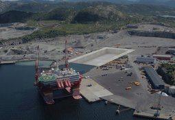 PSW Yard - nytt verft med Europas største tørdokk