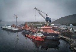 Mayor wellboat del mundo llega a Noruega