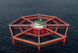 SalMar desarrollará jaula oceánica aún más grande