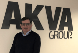 AKVA names Peach as new Scotland boss