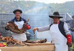 Salmones Magallanes auspicia Fiesta del Cordero en Puerto Natales