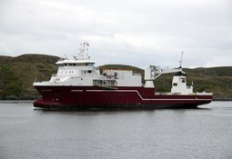 «Nordkinn» oppgraderes og bytter navn til «Rotsund»