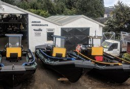 SSC orders six vessels from Arran boat builder