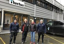 Fluctus i medvind - landet ny kontrakt med Lerøy