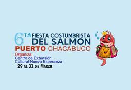 Realizarán 6ª Feria Costumbrista del Salmón