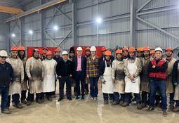Steinsvik Chile aumentará su producción de jaulas metálicas