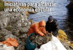"""Nueva edición de revista Salmonexpert: """"Iniciativas para alcanzar una economía circular"""""""