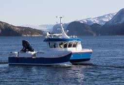 Moen Marin leverer ny lokalitesbåt