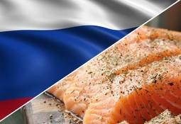 Rusia pierde protagonismo en envíos de salmón chileno