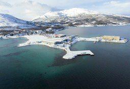 Nordlaks vil bygge enda et settefiskanlegg - denne gang på Rødskjær